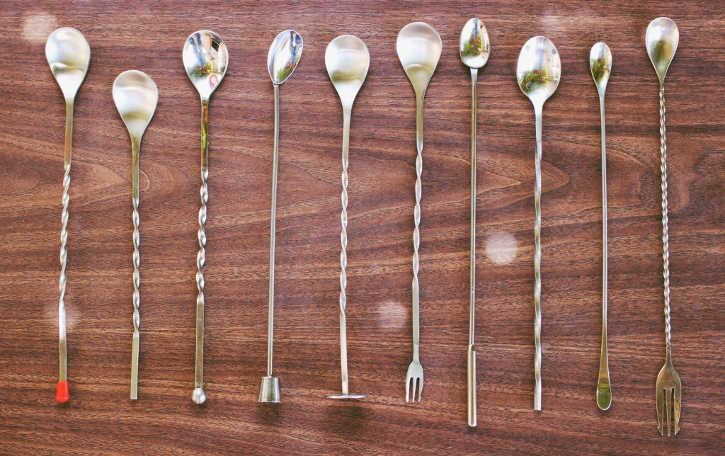 bar spoons compared