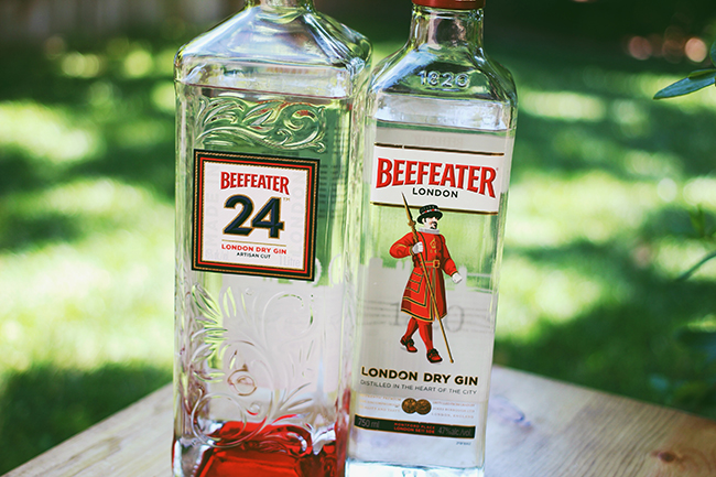 Beefeater and Beefeater 24