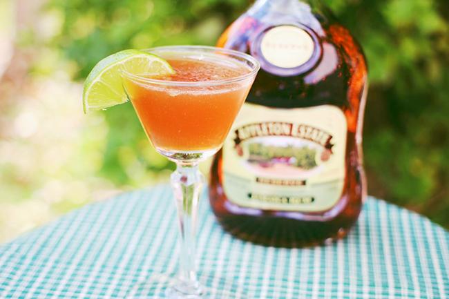 floridita cocktail with appleton estate