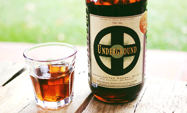 Underground Herbal Liqueur