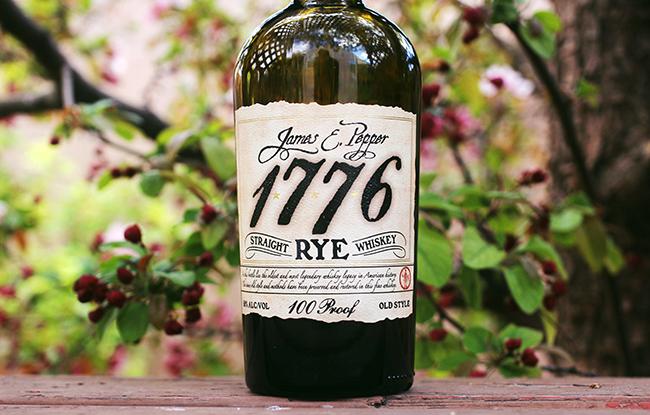 jame e pepper 1776 rye