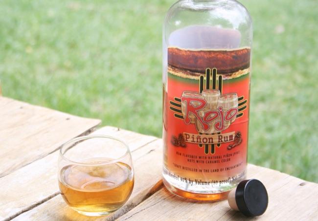 rojo pinon rum