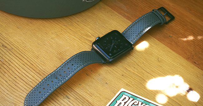 monowear apple watch band